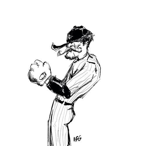 Yankee Pitcher